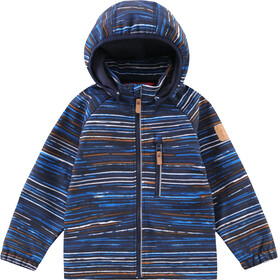 Reima Vantti Softshell Jacket Kids navy
